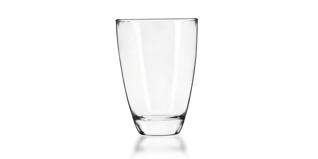 Set de 6 vasos coller pure 520 ml crisa