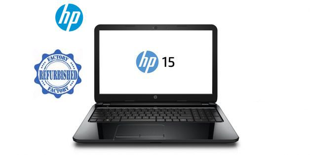 Notebook HP 15.6 Pavilion Dual Core WIN 8.1 Factory Ref