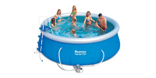 Piscina inflable Bestway 13807 lts.
