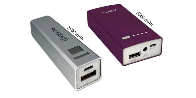 Powerbank Argom