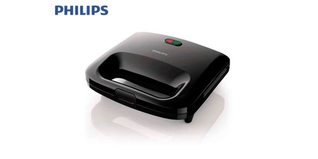 Sandwichera Panini Philips HD2394/93