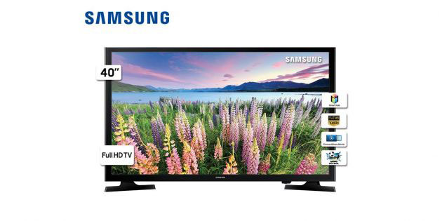 Tv LED Samsung 40 UN40J5000