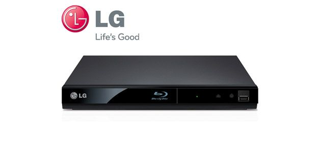 Reproductor BluRay LG BP140