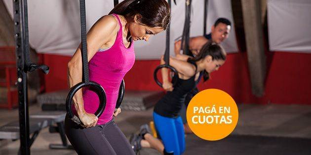 8 clases de Cross Training - Bronx Gym