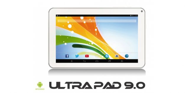Tablet Ultrapad 9