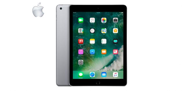 Apple iPad 2017 32GB 4G gris