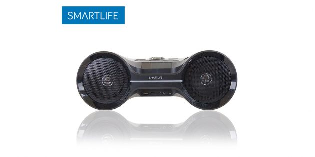 Reproductor de audio Bluetooth Smartlife SL-BTBB