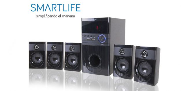 HOME THEATER SMARTLIFE HT60