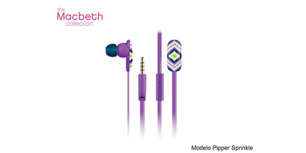 Auriculares Macbeth Collection