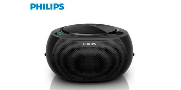 Radio grabador Philips